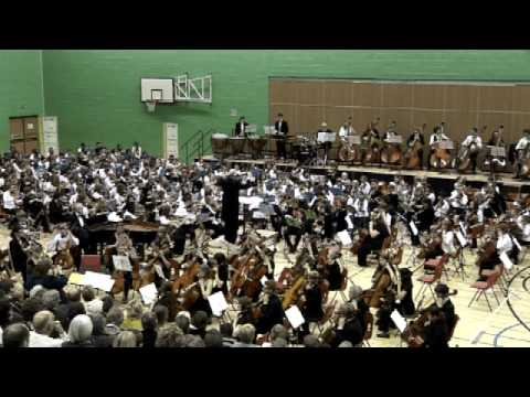 Lincolnshire Music Service String Celebration 2009