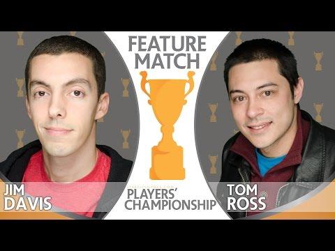 SCGPC - Match 4 - Jim Davis vs Tom Ross [Magic: the Gathering]
