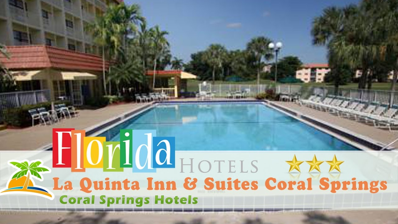 La Quinta Inn Suites C Springs University Drive Hotels Florida