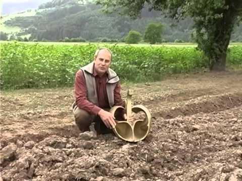 Viktor Schauberger -  Bio Plough