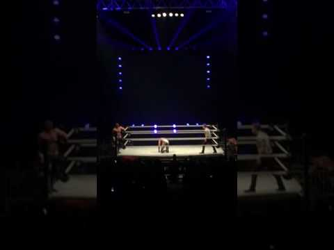May 13th Sweden Stockholm Wwe Randy Orton do RKO and ends it all!