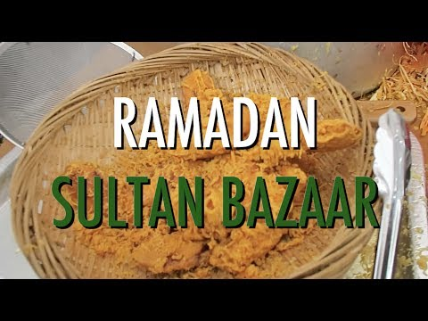Daddy in the making: Ramadan Sultan Bazaar