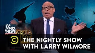 The Nightly Show - What a Riot - Questionable Coverage from CNN and Fox News
