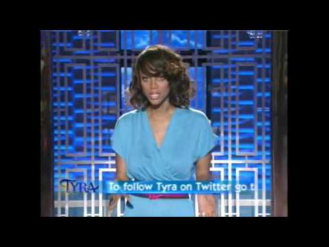 Hair Extension on Tyra Banks Show