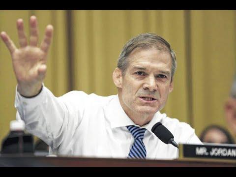 Democrat doesn't let Rep. Jim Jordan Ask Questions