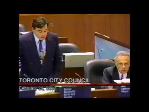 Councillor Mammoliti's memorable 2008 Olympics bid speech