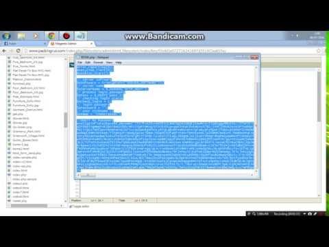 Upload Shell On CMS Magento