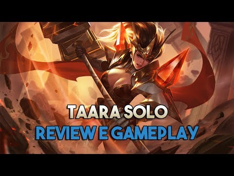 Taara! Review E Gameplay - Arena Of Valor