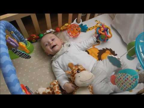 TOP 8 JUCARII bebelusi | 0-8 luni