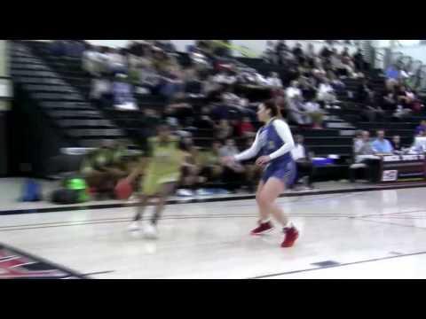 Game Highlights Girls High School East vs West All-Stars 4/2/17
