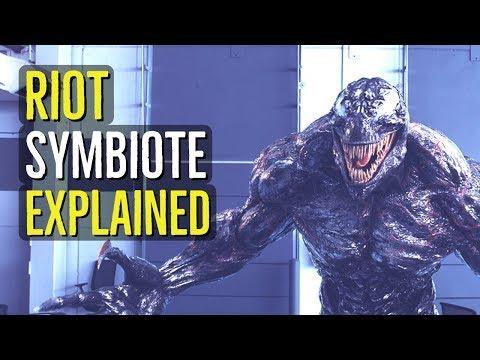 Riot (SYMBIOTE) Venom Explained