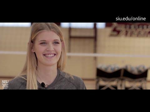 Lindsey Paulsen   Saluki Athletics Feature Presentation