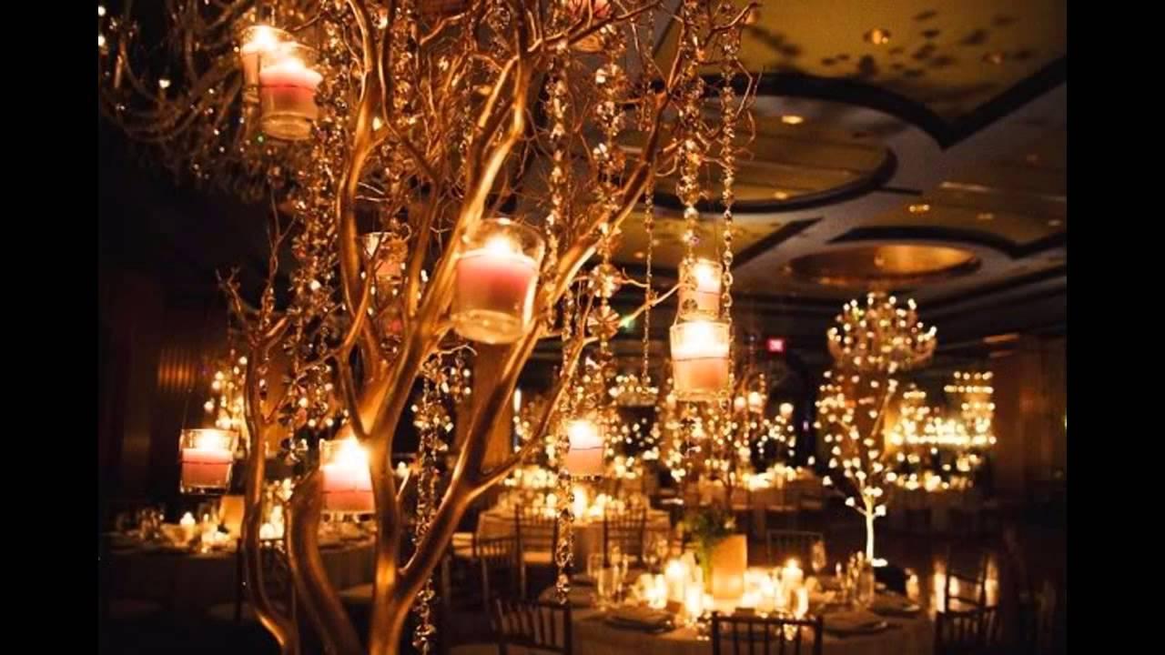 November Themed Wedding Decorations Ideas   YouTube