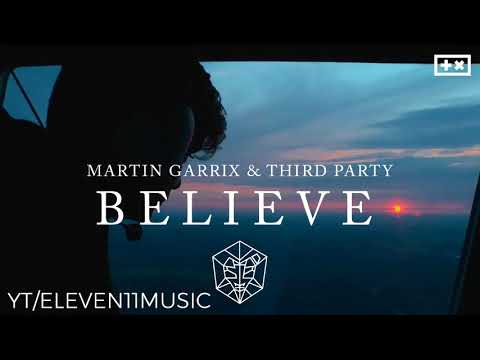 Martin Garrix and Third Party - Believe (ID) (Creamfields 2017)