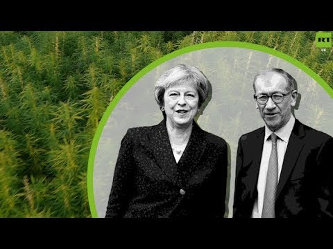 Theresa May's husband's firm profits from medical cannabis