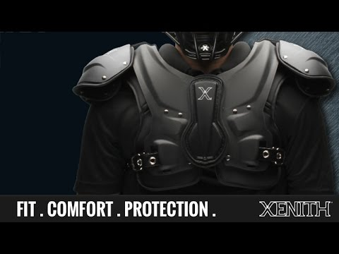 Xenith Shoulder Pads