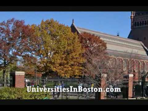 Tour of Harvard Video