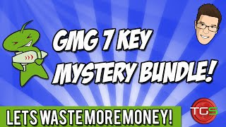 Opening a Green Man Gaming Mystery Bundle - 7 Pack