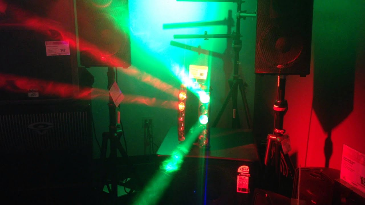 Guitar Center - Fog Machine and Cool Lights & Guitar Center - Fog Machine and Cool Lights - YouTube