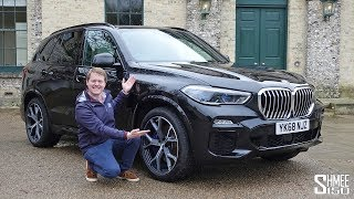 THIS is the New BMW X5! | M50d Tech and Off-Road TEST DRIVE