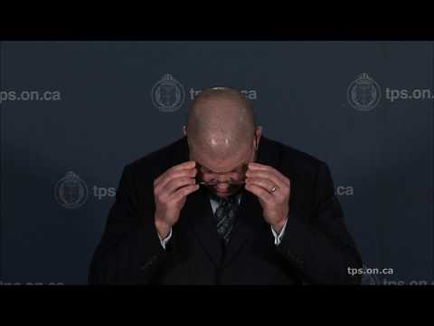 @TorontoPolice Bruce McArthur Investigation News Conference | Monday, Jan.29th, 2018