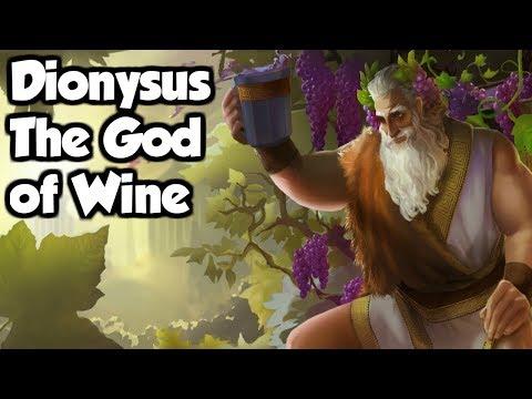 Dionysus The God Of Wine, Festivity And Pleasure - (Greek Mythology Explained)