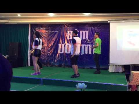 Múa dân vũ té nước Thai Lan - We