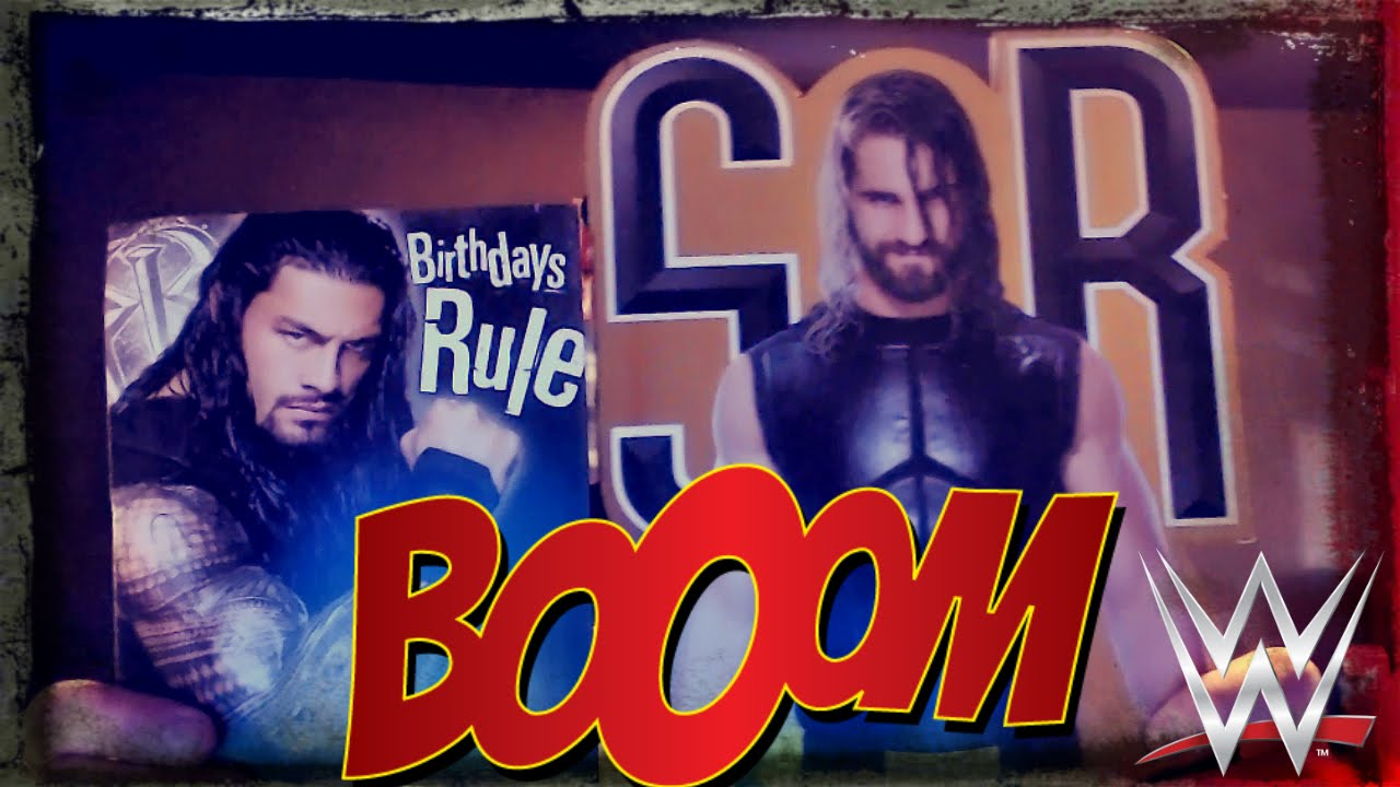 wwe birthday party   wwe birthday cards   wwe surprises, Birthday card
