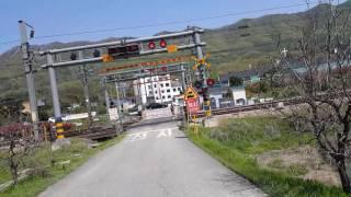 ktx 기차 건널목