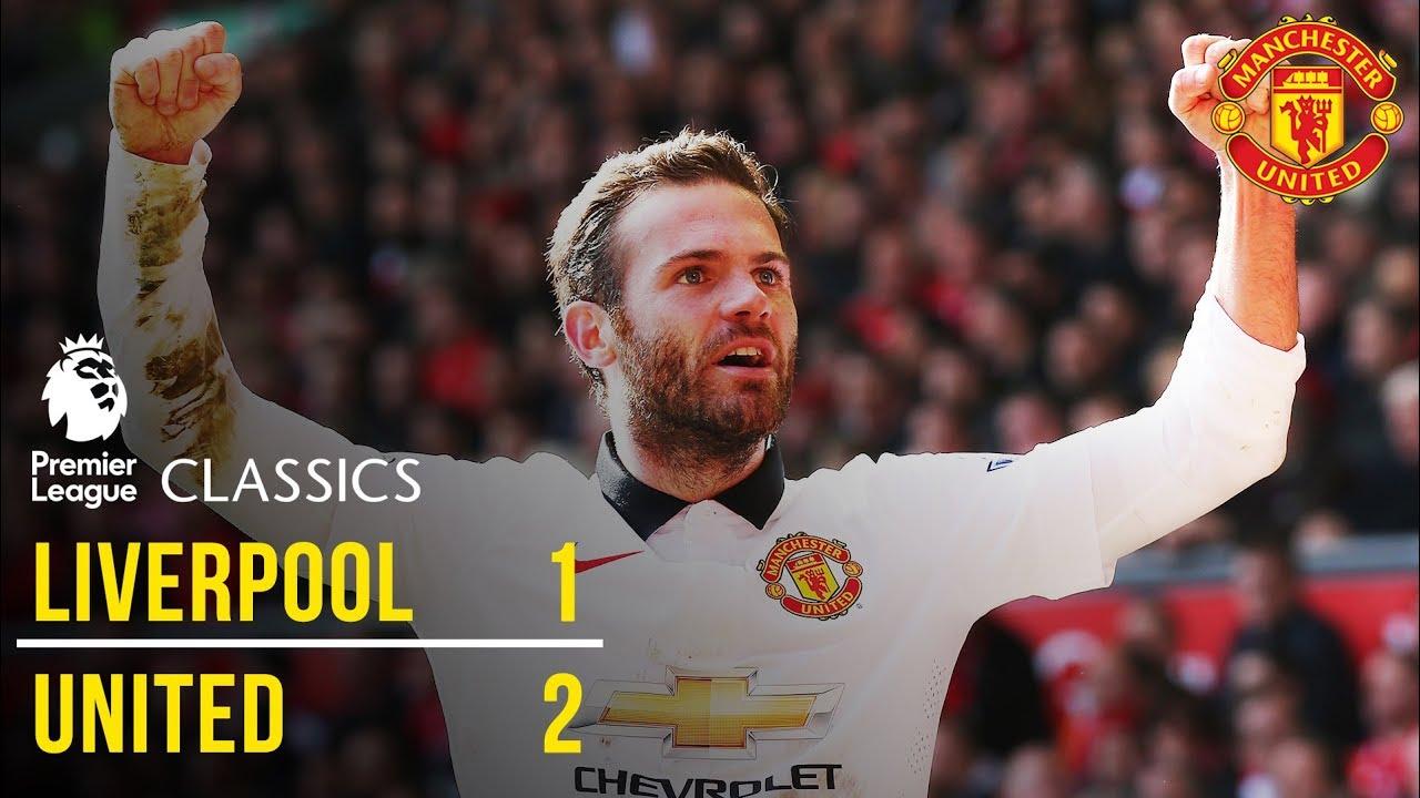 Liverpool 1 2 Manchester United 14 15 Premier League Classics