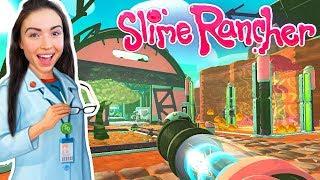 SLIME SCIENTIST!! (Slime Rancher)
