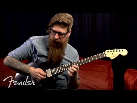 Jim Root on his Fender Signature Jazzmaster | Fender