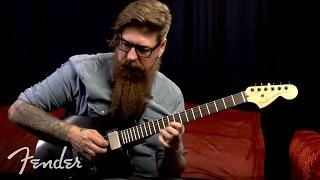 Jim Root on his Fender Signature Jazzmaster | Fender