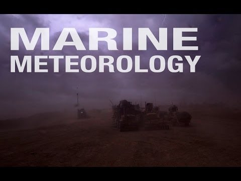 Marine Forecast: Cloudy With a Chance of Pain