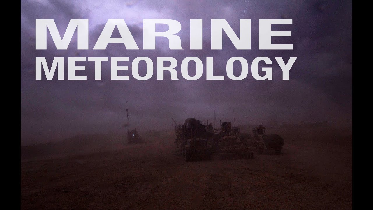 how to read marine forecast