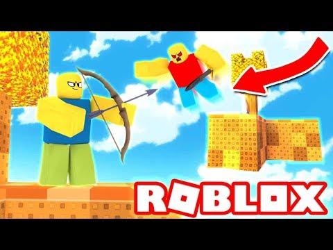 ROBLOX SKYWARS | Noobs VS. Pros