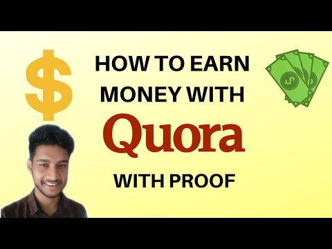 How to earn money online with Quora Partner Program ( With proof)
