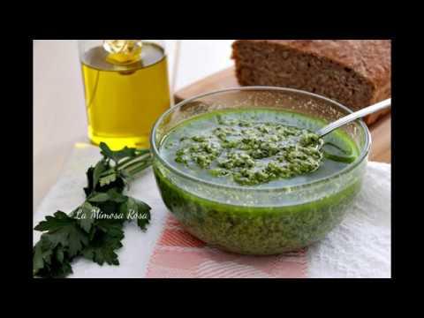 bagnet verde sauce