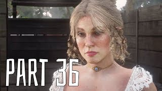 RED DEAD REDEMPTION 2 gameplay walkthrough - SODOM? BACK TO GOMORRAH - part 36 (RDR2 let's play)