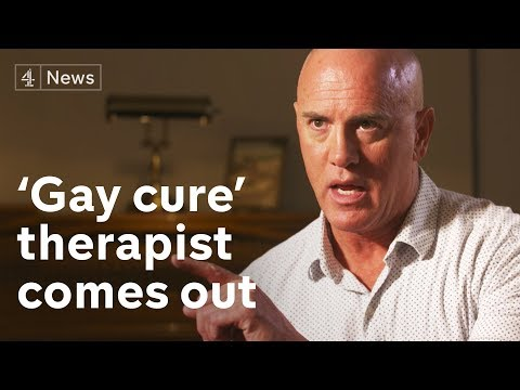 'Gay conversion therapist'