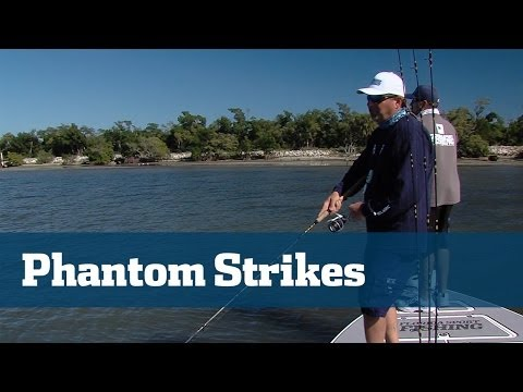 Hilarious Phantom Strikes Blooper Reel - Florida Sport Fishing TV