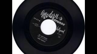 JIMMY BEASLEY -  MY HAPPINESS - JAMBALAYA -   MODERN 45X1009