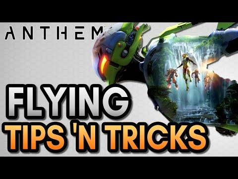 Anthem   Flying Tips for PC Players