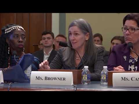 Carol Browner explains the role of the EPA