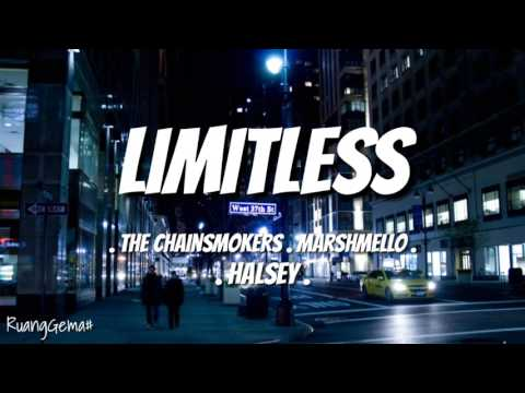 Limitless - The Chainsmoker. Marshmello. Halsey (New Song 2017)