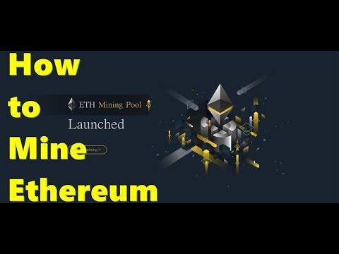 2017 - ETH Mining Guide - How To Mine Ethereum With GPU(Windows/Mac)