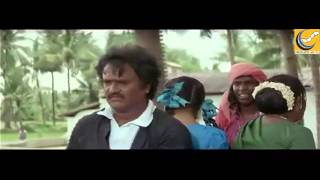 Superstar Rajnikanth & Vadivelu in the Horse Cart Comedy - Muthu Tamil Movie