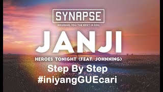 LAGU STEP BY STEP (Heroes Tonight)