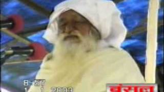 Jaigurudev ji Maharaj Satsang - New Year 2003 - Satsang Part 4