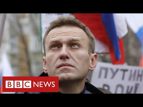 """Doctors fight to save life of """"poisoned"""" Putin critic Alexei Navalny"""